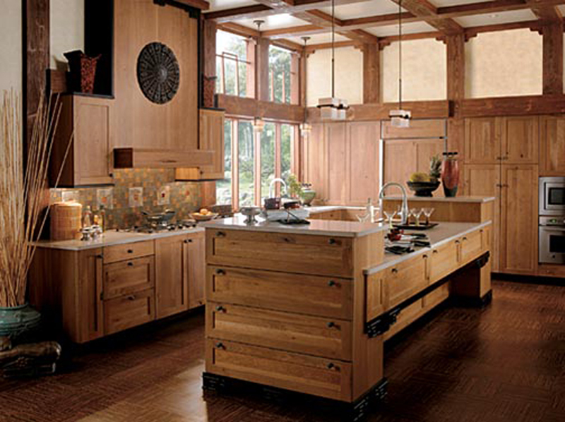 Designs unlimited provides custom kitchen design in oakland macomb and wayne county - Different design of kitchen ...